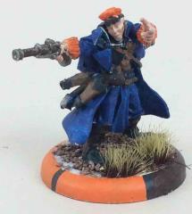Gun Mage Captain Adept #3