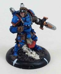Journeyman Warcaster #10