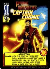 Wrath of the Cosmos Promo - Captain Cosmic