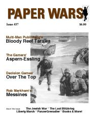 "#37 ""Bloody Reef Tarawa, Aspern-Essling, Over the Top, Messines"""