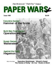 "#48 ""Hammer of the Scots, Operation Michael, Wallenstein, Hegemon"""