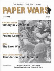 "#51 ""Victory in Vietnam II, Fading Legions, The Next War, Thunder on South Mountain"""