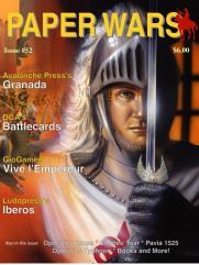 """#52 """"Granada, Battlecards, Vive l'Empereur, Iberos"""""""