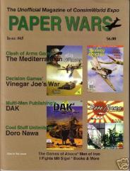 "#65 ""The Mediterranean, DAK, Vinegar Joe's War"""