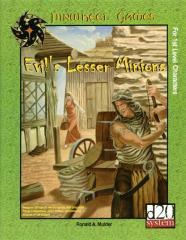 Evil's Lesser Minions