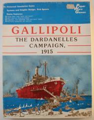Gallipoli - The Dardanelles Campaign, 1915