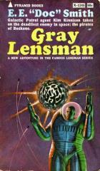 Lensman #4 - Gray Lensman