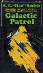 Lensman #3 - Galactic Patrol
