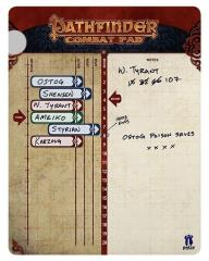 Combat Pad - Initiative Tracker (3rd Printing)