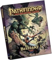 Bestiary 2 (Pocket Edition)