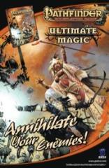 Ultimate Magic Promo Poster - Annihilate Your Enemies