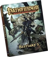 Bestiary 3 (Pocket Edition)
