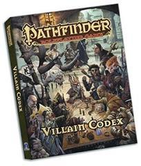 Villain Codex (Pocket Edition)