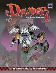Downer #1 - Wandering Monster