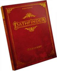 Pathfinder Bestiary (2nd Edition, Deluxe Edition)