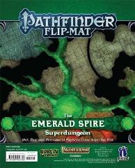 Flip-Mat - Emerald Spire Superdungeon, The