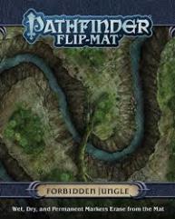 Flip-Mat - Forbidden Jungle