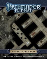 Flip-Mat - Wizard's Dungeon