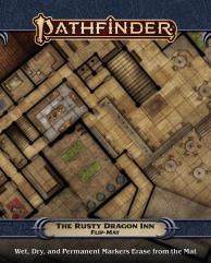 Flip-Mat - The Rusty Dragon Inn