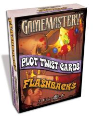 Plot Twist Cards - Flashbacks
