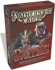 Face Cards - Dungeon Dwellers