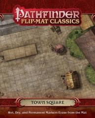 Flip-Mat - Town Square (2nd Edition)