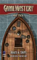 Map Pack - Boats & Ships