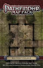 Flip-Mat - Ruined Village