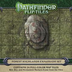Pathfinder Flip-Tiles - Forest Highlands Expansion