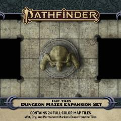 Flip-Tiles - Dungeon Mazes Expansion Set