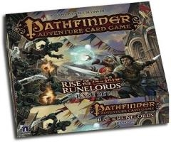 Rise of the Runelords - Base Set w/Character Add-On Deck