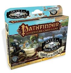 Skull & Shackles - Adventure Deck 2 - Raiders of the Fever Sea