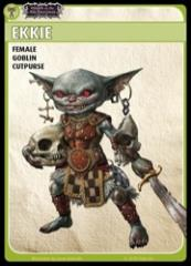 Wrath of the Righteous Promo Card - Ekkie (Free RPG Day 2015)