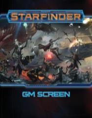 Starfinder GMScreen