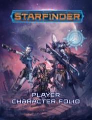 Starfinder Player Character Folio