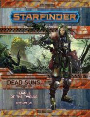"#2 ""Dead Suns #2 - Temple of the Twelve"""