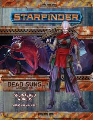 "#3 ""Dead Suns #3 - Splintered Worlds"""