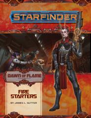 "#13 ""Dawn of Flame #1 - Fire Starters"""