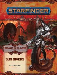 "#4 ""Dawn of Flame #3"" - Sun Divers"
