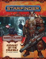"#18 ""Dawn of Flame #6 - Assault on the Crucible"""