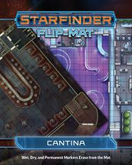 Flip-Mat - Starfinder - Cantina