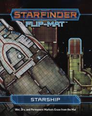 Flip-Mat - Starfinder - Starship