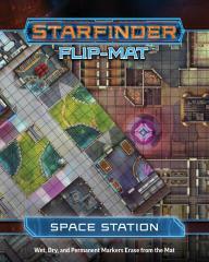 Flip-Mat - Starfinder - Space Station