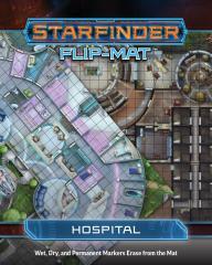 Flip-Mat - Starfinder - Hospital