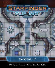 Flip-Mat - Starfinder - Warship