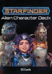 Alien Character Deck