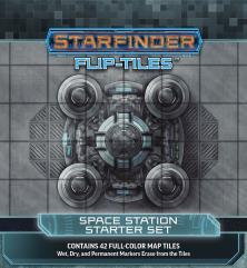 Flip-Tile - Space Station Starter Set