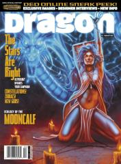 """#340 """"D&D Online Sneak Peek, Ecology of the Mooncalf, Astrology Invades Your Campaign"""""""