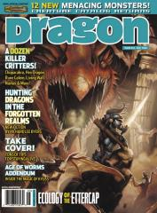 """#343 """"Creature Catalog #5, Hunting Dragons in the Forgotten Realms"""""""