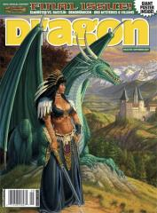 "#359 ""The Final Issue!, Relics of Greyhawk, The Mysteries of D&D, Elminster vs. Raistlin"""